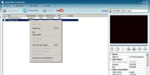 Any Video Converter Free 3.2.7 video çeviri programı