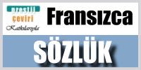 Fransizca Türkçe sözlük