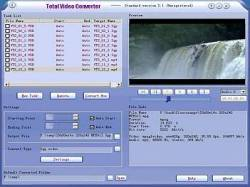 Total Video Converter 3.71 Video çevirici